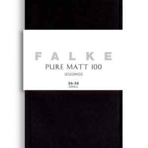 Pure matt 100 LE Black
