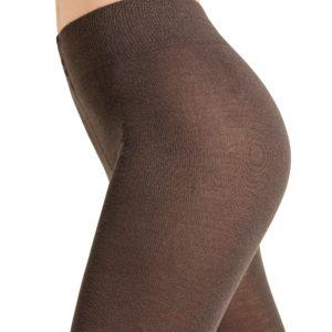 Softmerino tight dark brown