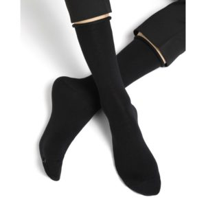 Velvet merino wool socks