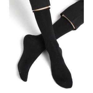 Velvet merino wool socks