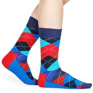 Argyle SO blue/red