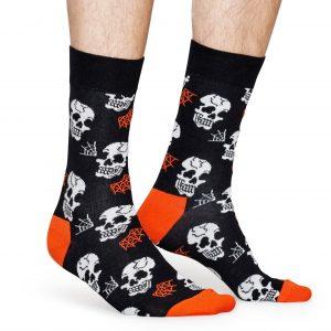 Halloween Skull SO black/multi
