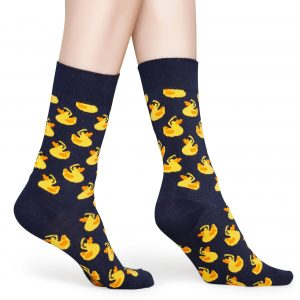 Rubber duck SO black/yellow