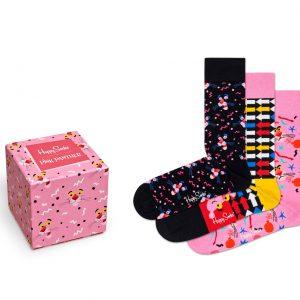Pink Panther 3/pack gift box pink/multi