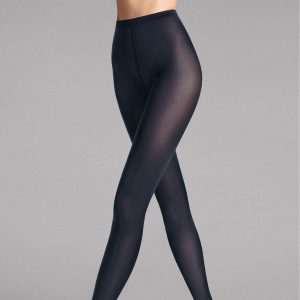 Opaque 70 den tights black