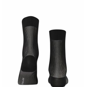 Colour shade socks black