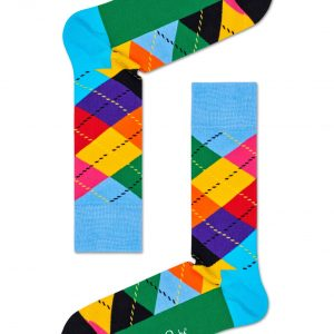 Argyle SO blue/multi