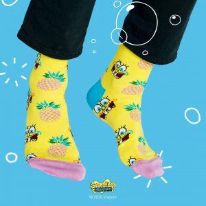 Sponge Bob Finapple surprice sokkar gulir