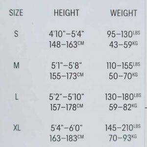 CK Ultra fit high waist 80 den tights black