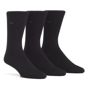 Calvin Klein Eric 3/pk socks cotton