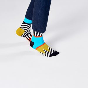 Mix and match socks blue/multi