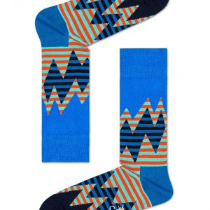 Stripe reef socks blue/multi