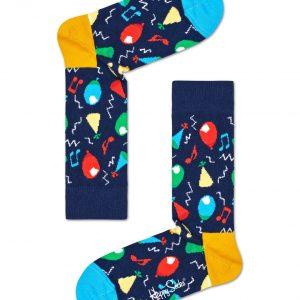 Party socks blue/multi