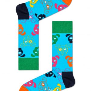 3 pack mixed dog socks gift set