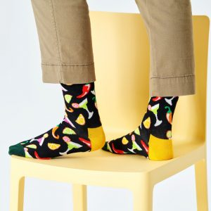 Drink socks black/multi