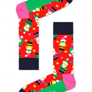 Santa socks socks red/multi