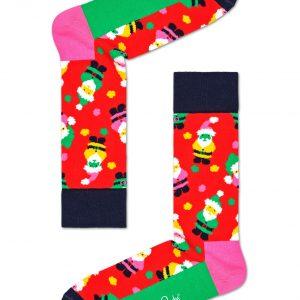 Santa socks socks red/multi
