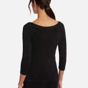 Wolford Cordoba pullover black