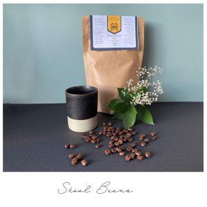 Skool beans original roast kaffibaunir 200 gr
