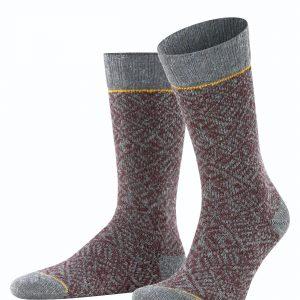Esprit Norwegian boot socks dark grey