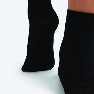 Wolford Hilaritas socks black one size