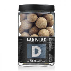 Lakkrís D salt & caramel 295 gr