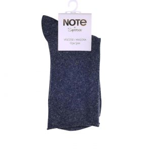NOTE viscose/angore roll top