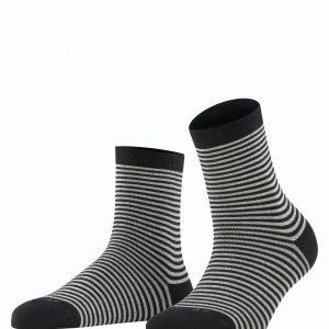 Burlington Ladywell Ringlet socks black