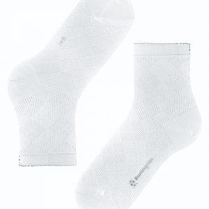 Burlington Chelsea short socks white
