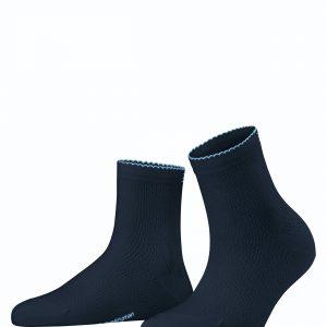 Burlington Chelsea short socks marine