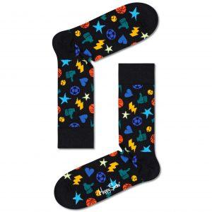 Play it socks black