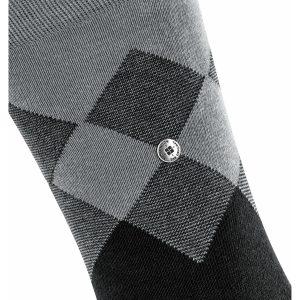 Burlington Hapstead socks black
