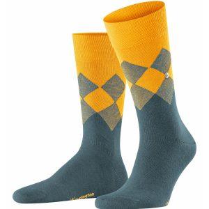 Burlington Hapstead socks steel gray