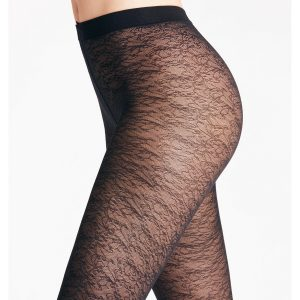 Falke Sugar curl tights black