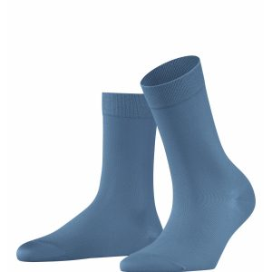 Cotton touch Ankl dusty blue 3