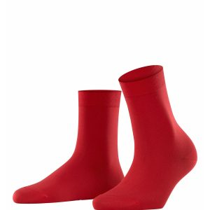 Cotton touch Ankl scarlet 3